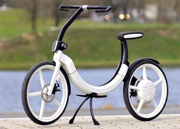 Volkswagen Bik.e Electric Bike