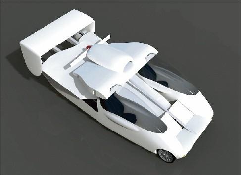 Carplane - летящ автомобил