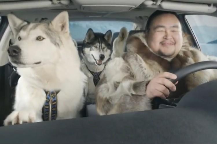 Реклама на Suzuki за Super Bowl