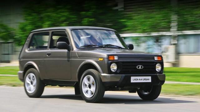 Lada 4x4 напуска пазарите в Европа