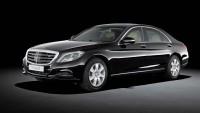Президентът на Украйна си взе две бронирани лимузин Mercedes