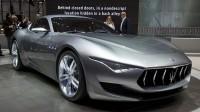Maserati превръща Alfieri в електромобил