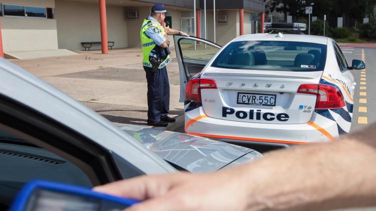 Тунингованата от Polestar австралийска патрулка