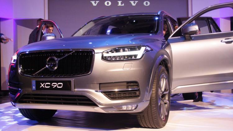 Новото Volvo XC90 е за пръв път в България