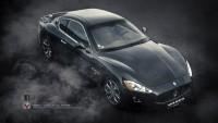 Български подобрения за Maserati GranTurismo (снимки)