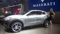 Стартира предварителното производство на Maserati Levante