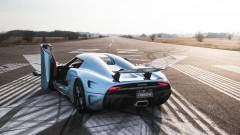 Koenigsegg се готви за нов рекорд за скорост<br /> 12 снимки