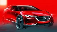 Mazda вади електрически автомобил през следващия месец?