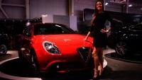 Ауто Италия на Автосалон София 2015 (видео)