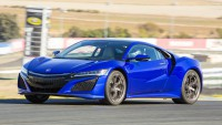 Honda готви конкурент на Lamborghini Urus