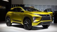 Mitsubishi готви нов кросоувър за Женева