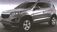 Така ще изглежда новият Chevrolet Niva