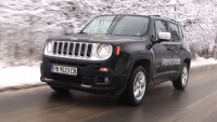 ТЕСТ ДРАЙВ: JEEP Renegade (видео)
