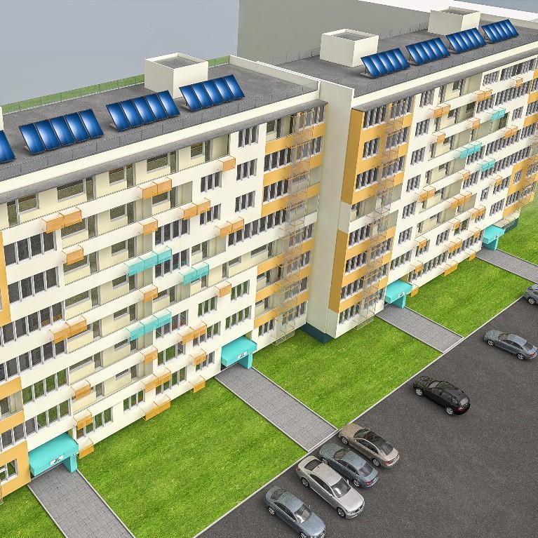 Проект за саниране на жилищен блок