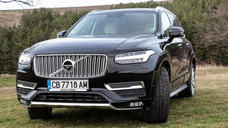 Новото Volvo XC90