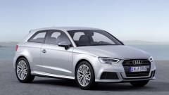 Audi пуска електрическа А3-ка?<br /> 1 снимки