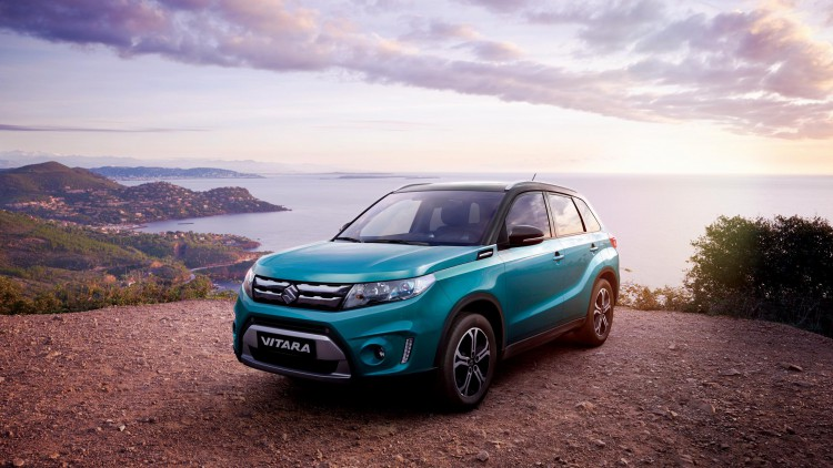Новото Suzuki Vitara