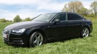 ТЕСТ ДРАЙВ: Новото Audi A4 (видео)