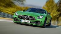 Mercedes спира с производството на AMG GT Coupe