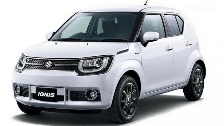 Новото Suzuki Ignis
