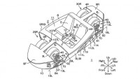 Yamaha разработва автомобил-амфибия