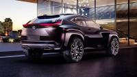 Lexus показа кросоувър концепция
