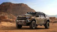 Chevrolet показа водороден пикап за армията на САЩ