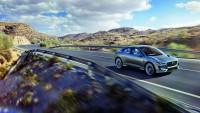 Jaguar I-Pace се зарежда за по-малко от 45 минути