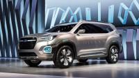 Subaru представи масивен SUV (снимки)