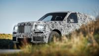 Как се справя джипът на Rolls-Royce с пустинята