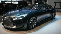 Новият Lexus LS дебютира след месец
