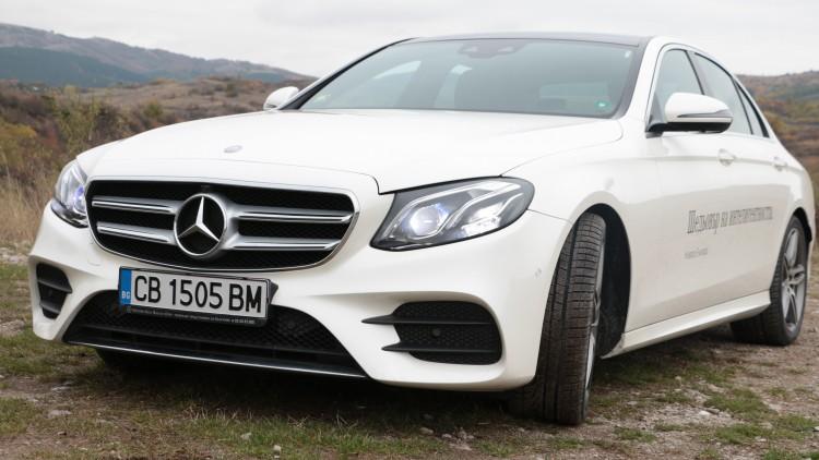 Новият Mercedes E-Class