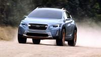 Красива и спортна офроуд концепция от Subaru (снимки)