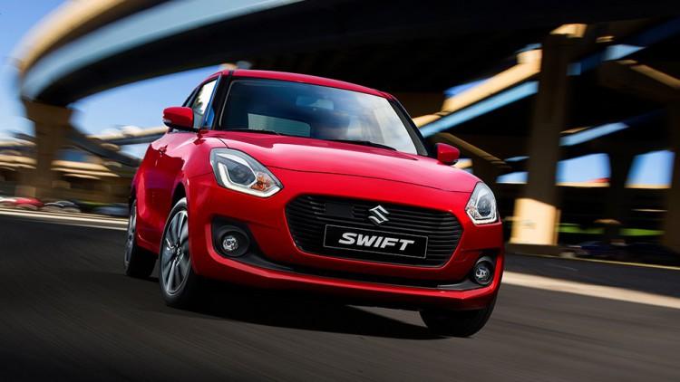 Новото Suzuki Swift