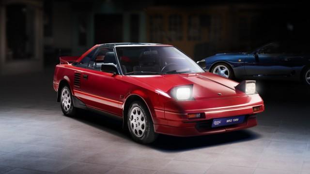 Toyota възражда MR2 с помощ на Porsche или Lotus