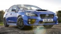 Subaru WRX STI по писта за бобслей?