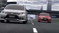 Появи се нов Mitsubishi Lancer