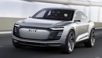 Audi показва серийния e-tron Sportback