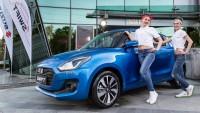 Новото Suzuki Swift дебютира в България