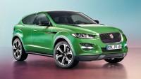 Jaguar E-PACE: Новият компактен динамичен SUV
