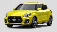 Suzuki Swift Sport стана хибрид и загуби 10 к.с.
