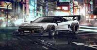 Стар NSX срещу нов Civic Type R