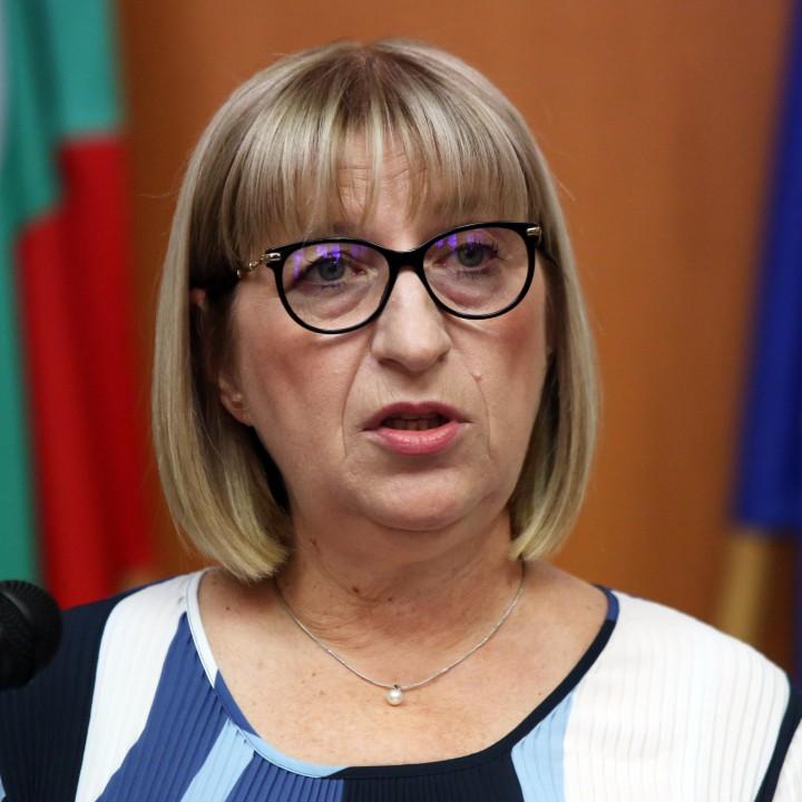 Министърът на правосъдието Цецка Цачева направи важно изявление