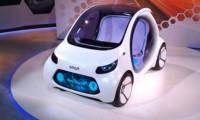 Новият Smart - без кормило и  педали