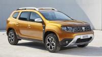 Подробности за новата Dacia Duster