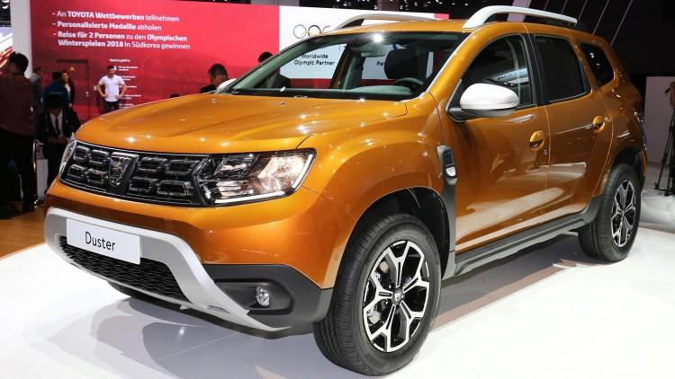 Новата Dacia Duster