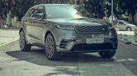 Range Rover Velar не се плаши от родните пътища (снимки)