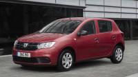 Dacia Sandero влезе в Топ 10 по продажби в Европа
