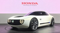 Honda извади спортен електромобил с ретро стил