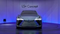 Как ще изглежда наследникът на Lexus LS